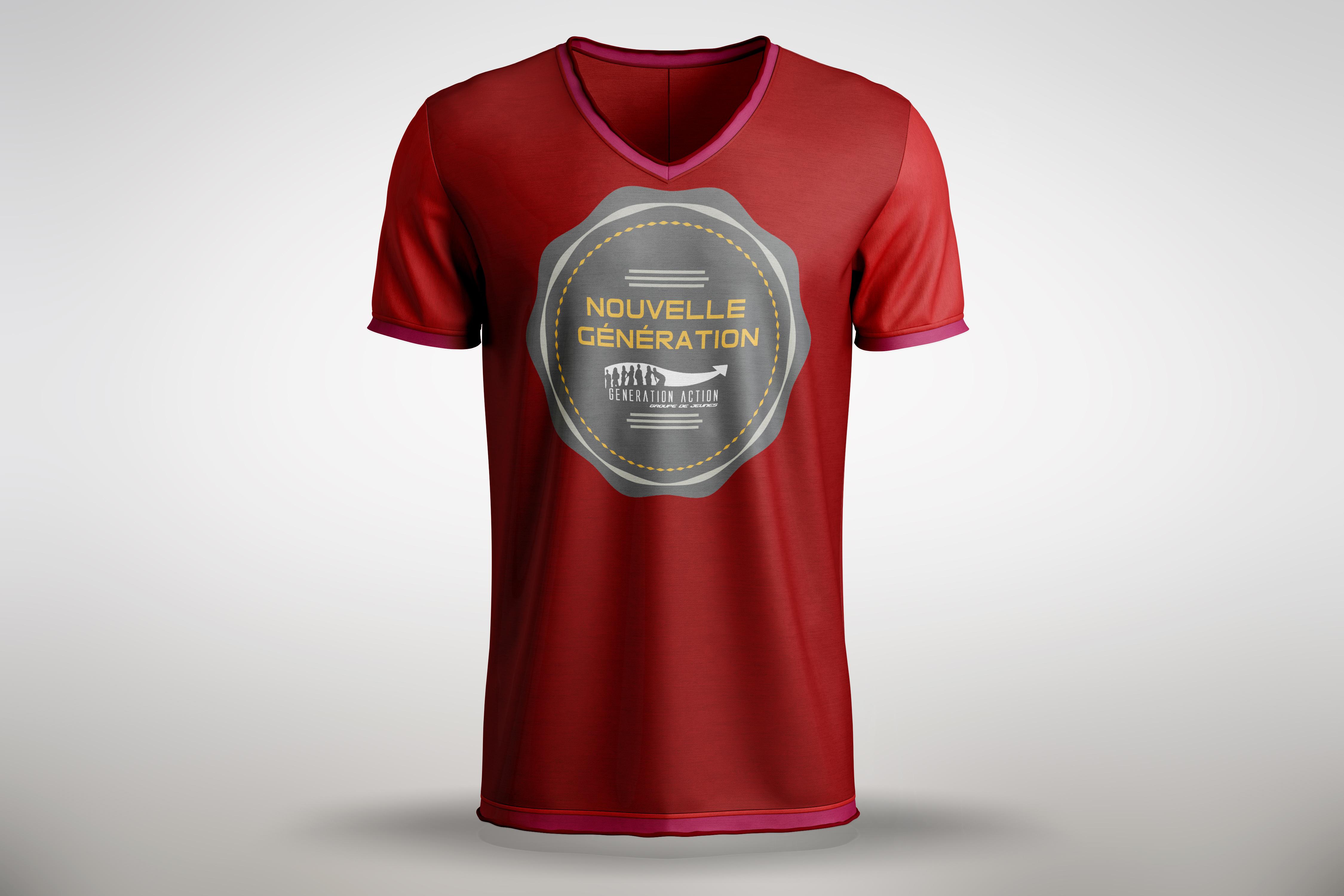 T shirt GDJ